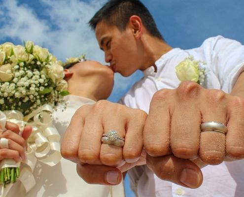 Love Gate Beach wedding Package