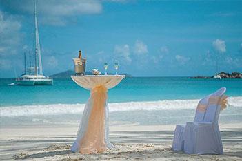 ForLovers Beach Wedding Package;