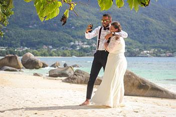 Love-Gate Beach wedding Package