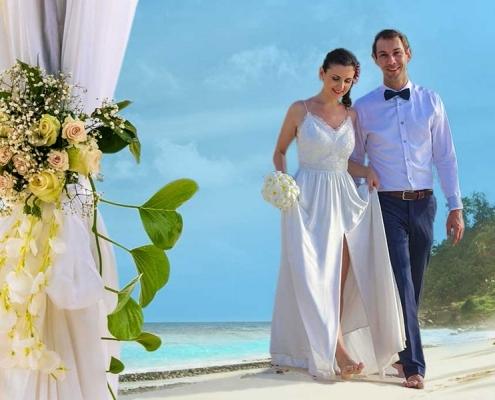 Example Elegance Wedding Package