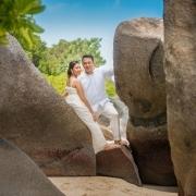 Wedding location Mahè, Seychelles